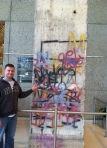 Piece of the Berlin Wall