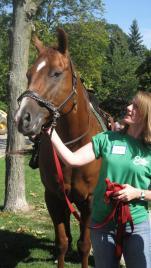 One of our Hero Herd members.