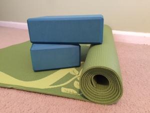 yogamatblocks