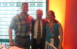 Talking with Steve Cauthen, jockey on 1978 Triple Crown winner Affirmed.