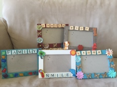Frames to highlight pictures